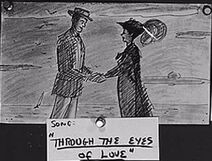Through the Eyes of Love Storyboard