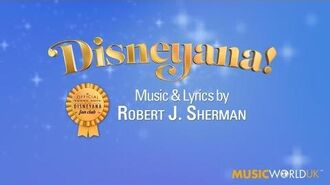Disneyana Theme Song Introduction by Robert J. Sherman