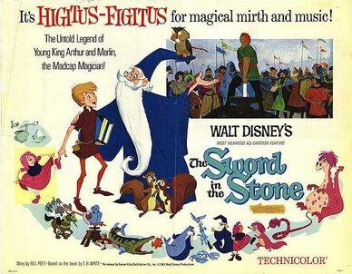 Sword in Stone film poster