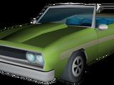 Спортивный Автомобиль 70-х