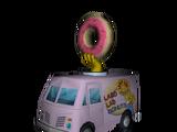 Грузовик с пончиками