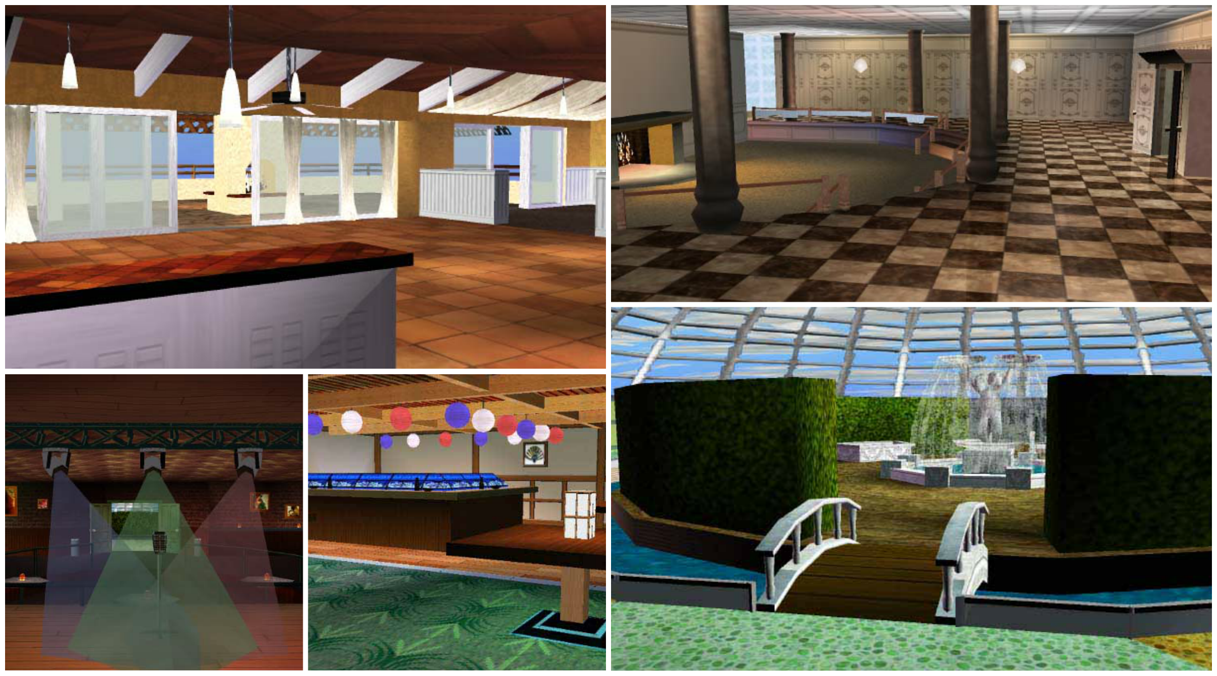 list of rooms the sims 2 ds wiki fandom powered by wikia