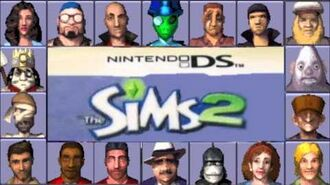 Sims 2 (DS) Music - Dusty Hogg Blues