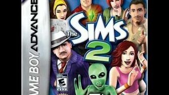The Sims 2 (NDS GBA) Music - Goons