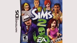 Nintendo DS - The Sims 2 Intro