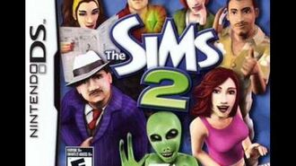The Sims 2 (DS) Music - Edge of Town