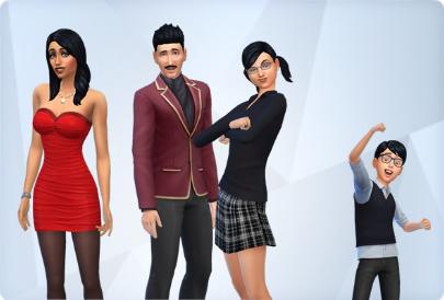 Goth family