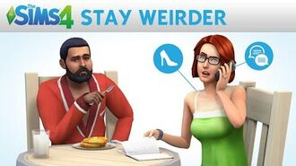 The Sims 4- Stay Weirder - Weirder Stories Official Trailer
