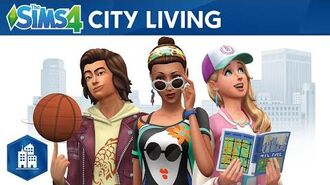 The Sims 4 City Living- Official Trailer