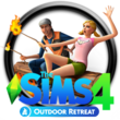 Outdoor Retreat Icon