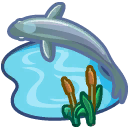 Angler's Tranquility Transparent