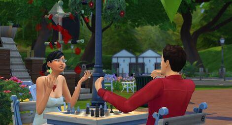 Charisma Sims 4