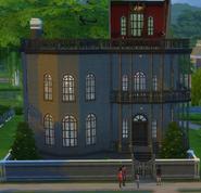 Goth Mansion 1