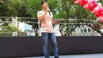 Nicholas Lim's speech at Pink Dot 2016