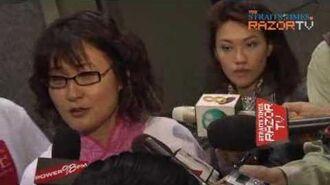 AWARE new Ms Dana Lam interview, Part 2