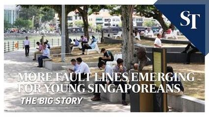 More fault lines emerging for young Singaporeans - THE BIG STORY - The Straits Times