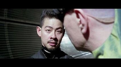 """Ivan Heng's cameo role in """"The Fifth Element"""""""