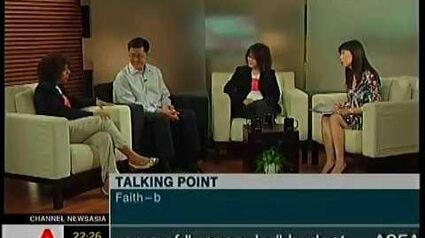 Dana Lam & Braema Mathi on Talking Point after AWARE EGM (3 May 2009) (Part 2 of 2)