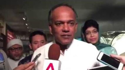 Home Affairs & Law Minister K Shanmugam's statement on the Orlando shooting