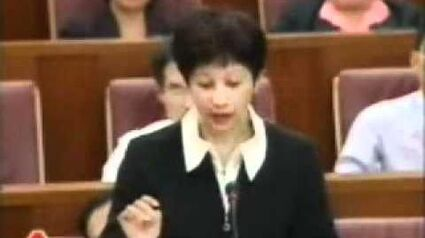 Indranee Rajah opposes the repeal of Secction 377A (Part 2 of 2)