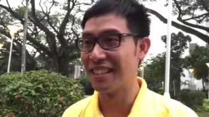 Roy Ngerng, Singapore's second openly gay politician