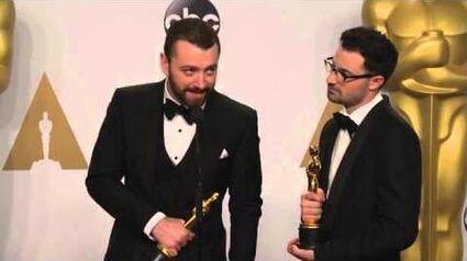 Sam Smith thanks LGBT community following Oscar win
