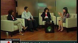 Dana Lam & Braema Mathi on Talking Point after AWARE EGM (3 May 2009) (Part 1 of 2)