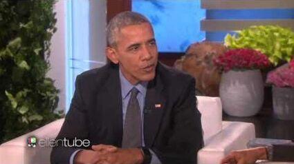 Channel 5 censors Obama's gay rights remarks on Ellen