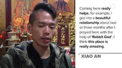Gay Temple In Taiwan A Sanctuary Against Religious Intolerance - NowThis