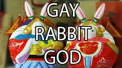 Gay Rabbit God - Stuff That I Find Interesting