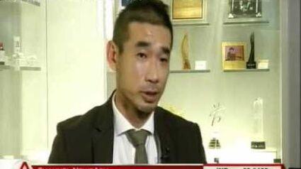 ICM Pharma on Channel News Asia (CNA) Business Singapore