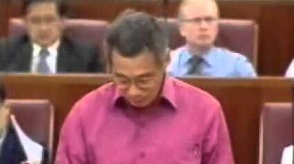 Lee Hsien Loong's concluding speech on the 377A parliamentary debate (Part 1 of 3)