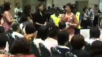 Josie Lau queried during AWARE EGM (2 May 2009) 1