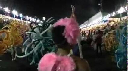 Singapore's first gay Chingay contingent, 19 February 2010