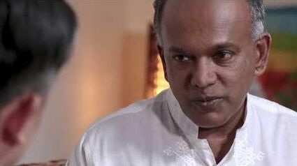 Conversation with K Shanmugam on LGBT Issues in Singapore