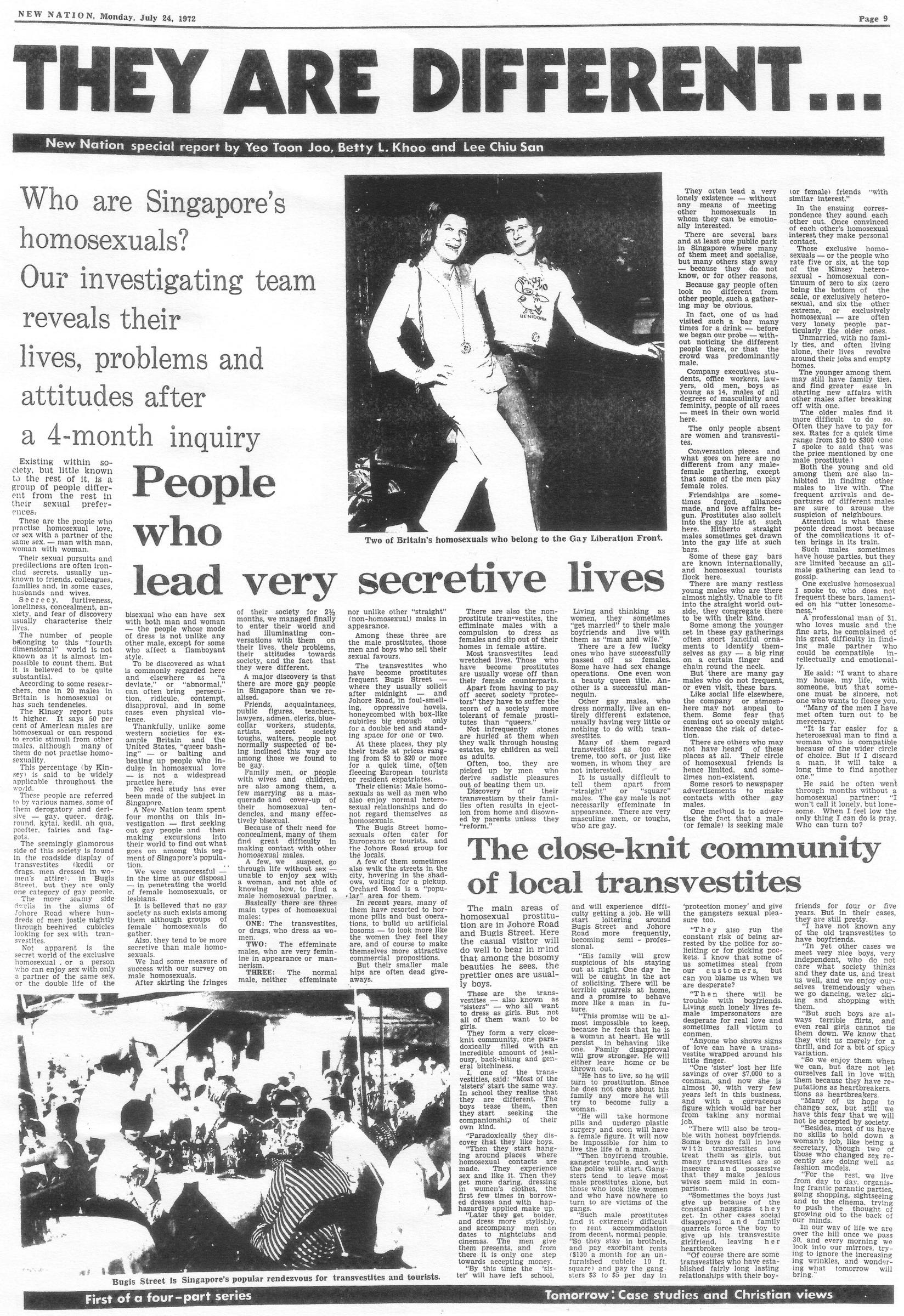 lgbt articles