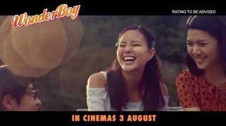 Wonder Boy Trailer - IN CINEMAS 3 AUGUST 《音为爱》电影预告片-8月3日上映