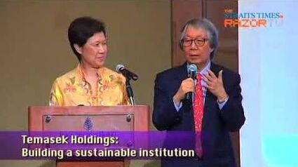 Ho Ching Sexual orientation of Singtel's CEO does not matter
