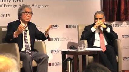 Tommy Koh on homosexuality & censorship in Singapore