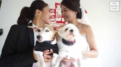 COMING OUT STORY- LESBIANS WHO GOT MARRIED IN SINGAPORE