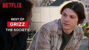 Best Grizz Moments from The Society Netflix