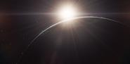 Earth crescent2