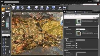 The Solus Project Application of Unreal Engine 4 - Part 1- Level And Content