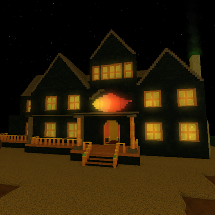The Scary Mansion Roblox Maps Haunted Mansion The Stalker Reborn Roblox Wikia Fandom