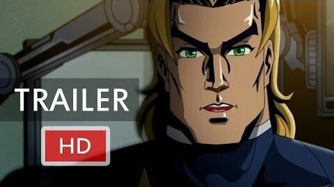 Stan Lee's Mighty 7 Official Trailer 1 (2014) HD