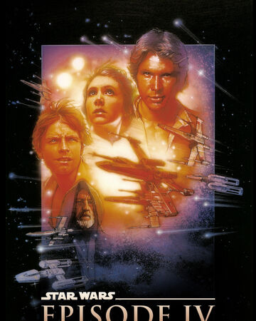 Star Wars Episode Iv A New Hope The Star Wars Archives Wiki Fandom
