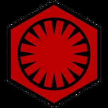 Emblem of the first order star wars vii by redrich1917-d8wwq1b