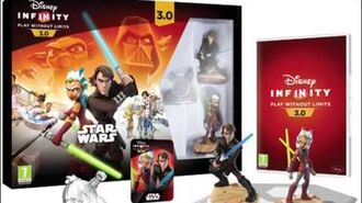 Star Wars Confirmed For Disney Infinity 3.0!- Darth Vader, Yoda, And More!