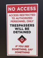 No-access