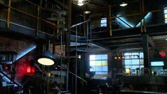 Inside The Strain - Season 2 - Vasiliy Fet's Loft